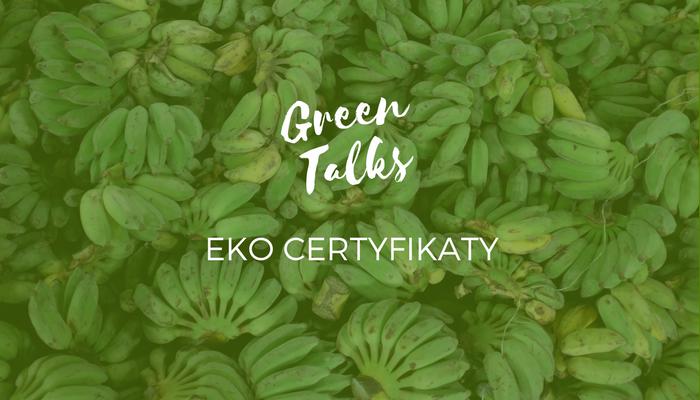 Eko-certyfikaty